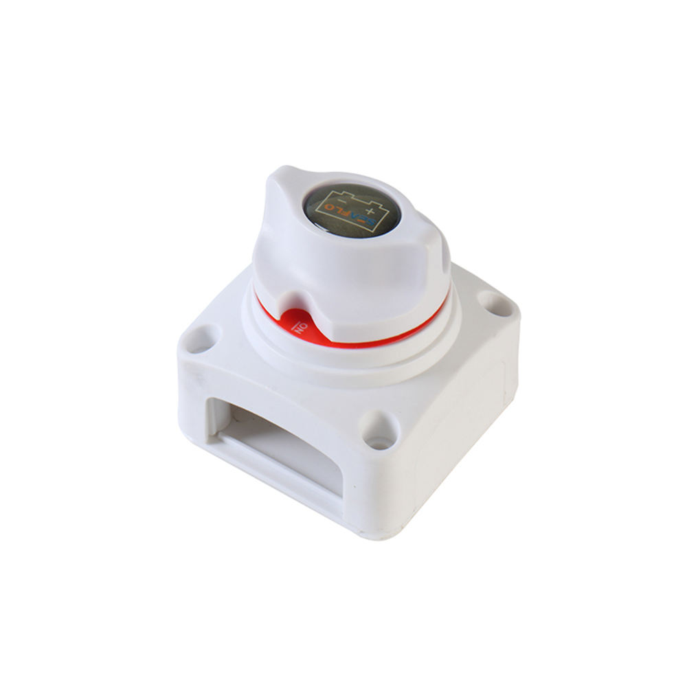Micro Electric DC Marine Boat Battery Selector Switch For Pump Protection