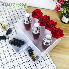 UNIVERSE floor standing acrylic sunglasses dessert display holder dome acrylic cylinder container