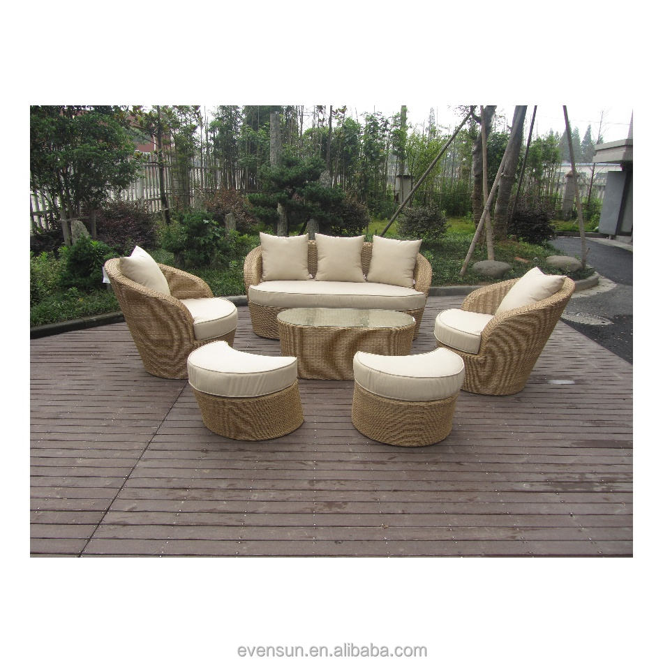 out door miami poly rattan furniture