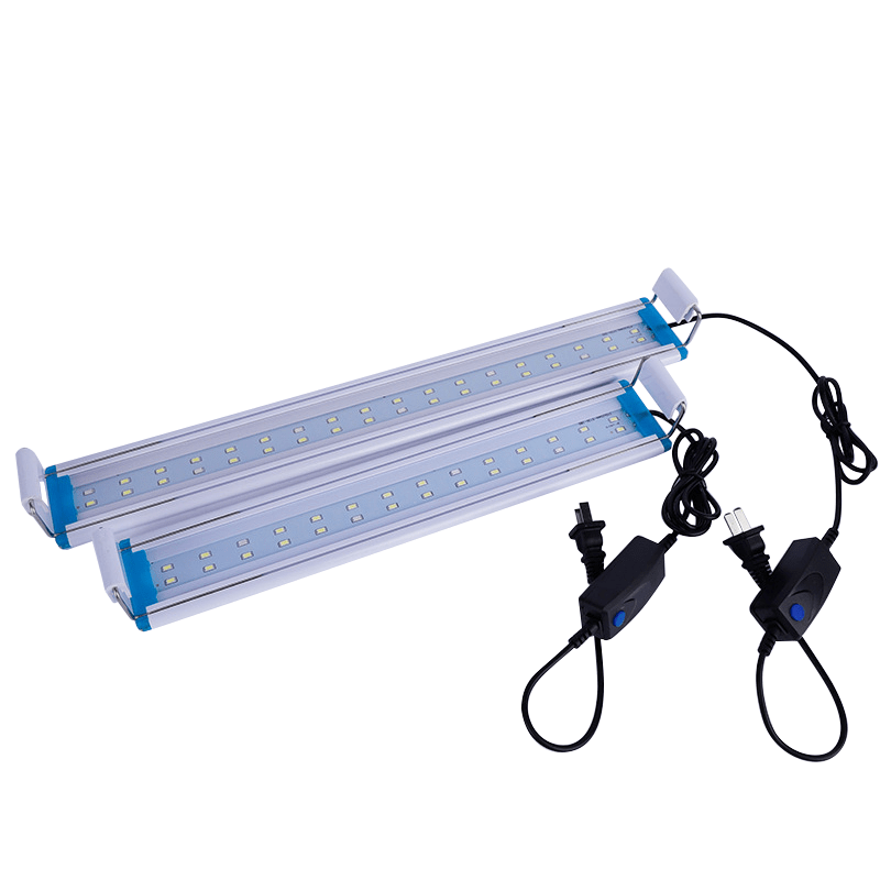 4W 6W 8W 10W High Bright 29-48cm LED Aquarium Plant Light IP68 For Aquarium Fish Tank