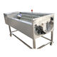 Li-gong Brush Roll Root Vegetable Cleaning Peeling Machine/onion Roller Cleaning Machine
