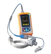 Hospitals and animal clinics Pulse Oximeter veterinary Veterinary Handheld Capnograph Monitor