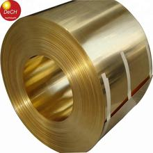 Best price 180mm-600mm width 0.2mm thickness thin copper brass foil strip
