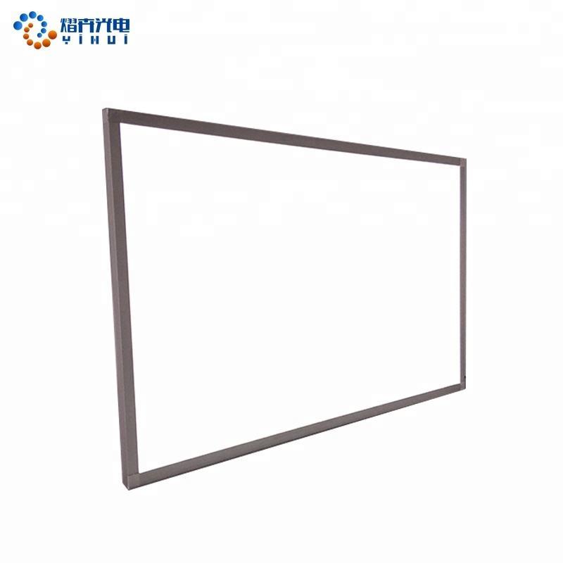 Haute Qualité À Faible Prix double côté électroluminescentes led à écran plat