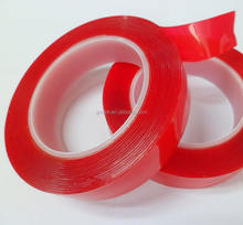 PET Heat Resistant Double-sided Clear Transparent Acrylic Foam Adhesive Tape for Cars