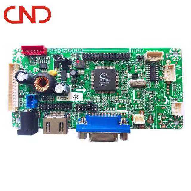 LVDS zu HDMI konverter mutter board support volle HD 1920x1080 LCD panel