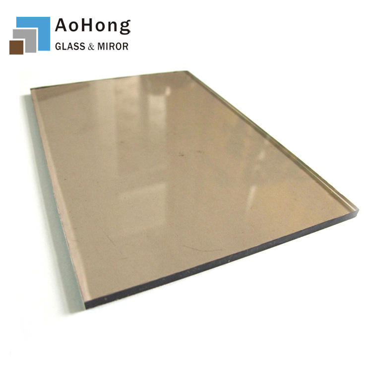 Bronze Màu/Tinted Tempered Glass