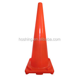 36 Inch 900mm Heavy Rubber Plastic Cones