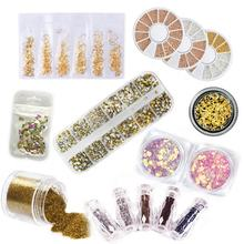 OEM production  design  and personalized packing all nail art tools and nail art decorations