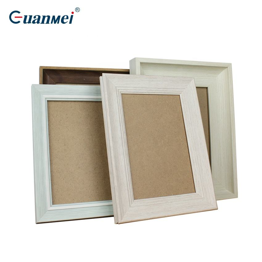 Custom wooden photo frame Fanny ps material photo frame 4