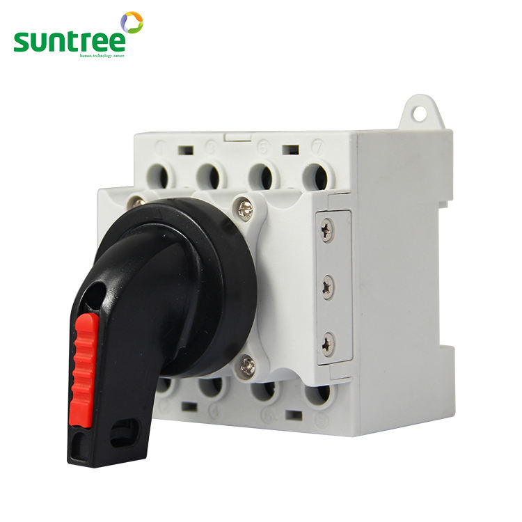 Suntree Isolasi Beralih IP66 Jenis Isolator Listrik Putus Switches