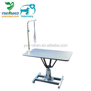 High Quality Lifting 304 Stainless Steel Dog pet grooming table