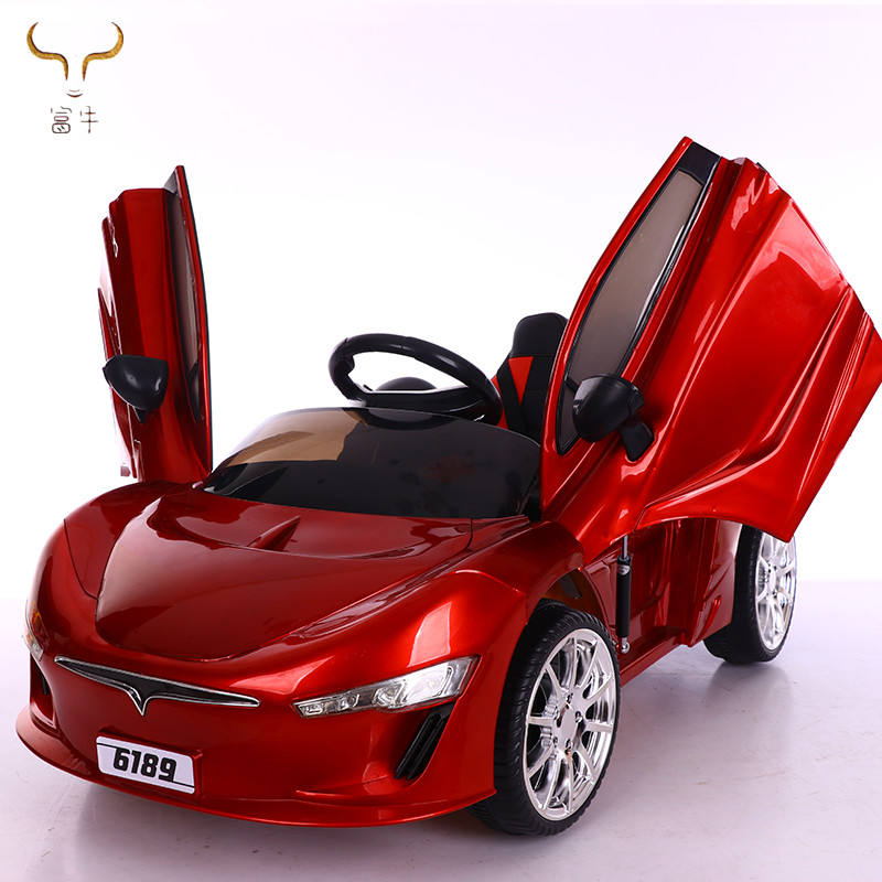 New Model Kids Drive Vehicle Rechargeable Children Electric Toy Four Wheels Drive Kids Children Toys Car Electric Ride on Cars