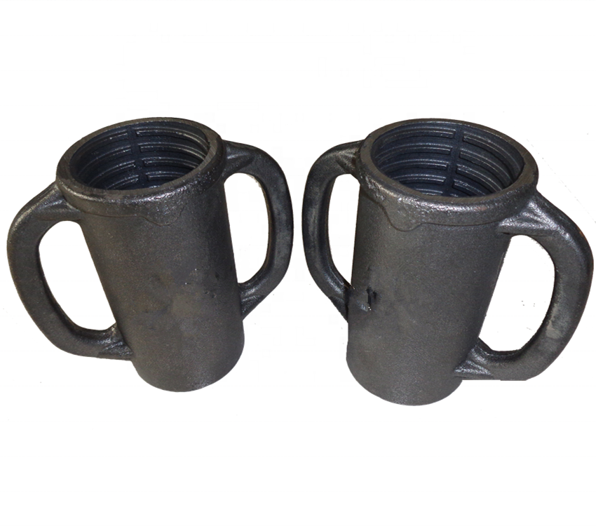 Ductile casted Iron Scaffolding adjustable props cup nut
