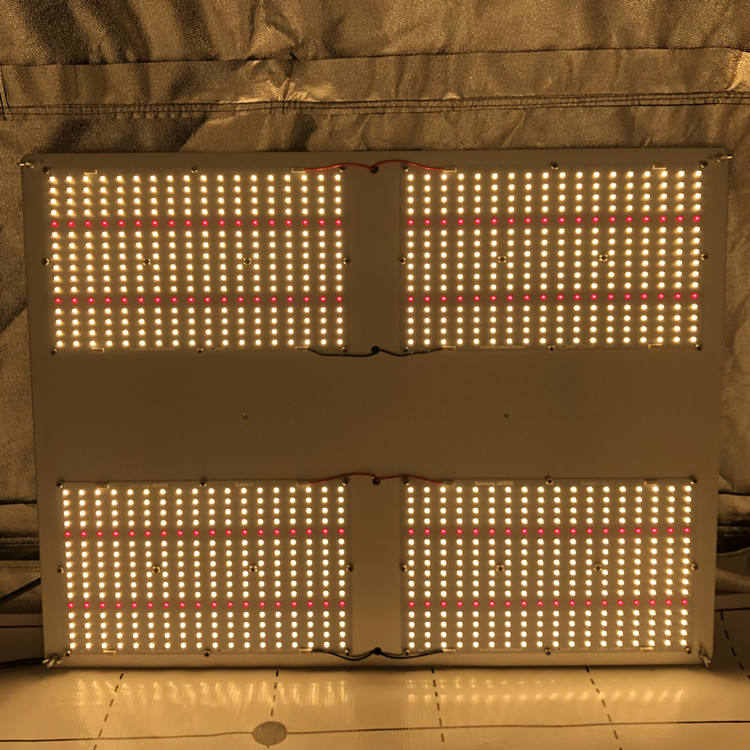 Kingbrite Pre-assemabled 550 v3 QB288 lm301h red 660nm Samsung led grow light for indoor garden