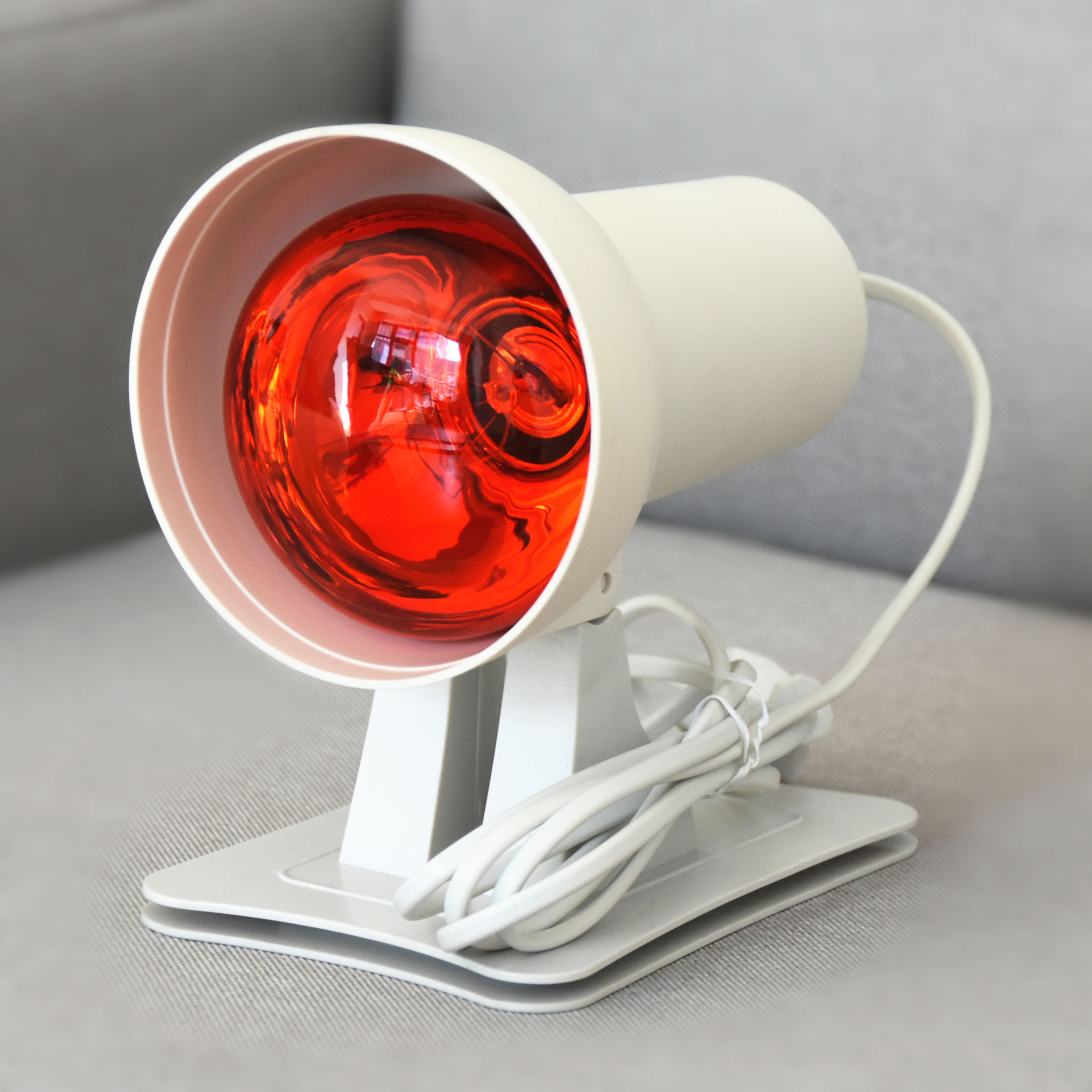 infra red lamp physical therapy lamp for near infrared light therapy device