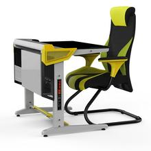 Ergonomic and best sales gaming chair mesh chair with colorful