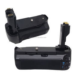 Mcoplus Professional vertical camera battery grip Holder BGE7 BG-E7 for Canon EOS 7D DSLR Camera