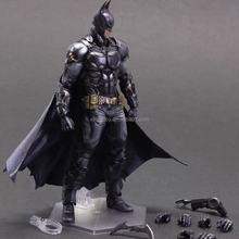 "Play arts kai Batman: Arkham Knight batman 10""Toy action figure"