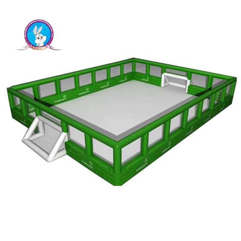 mobile inflatable soccer/football field for sale