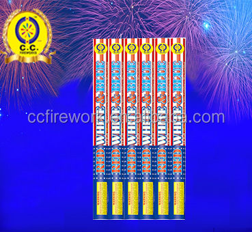 High quality roman candle fireworks and firecrackers in LiuYang