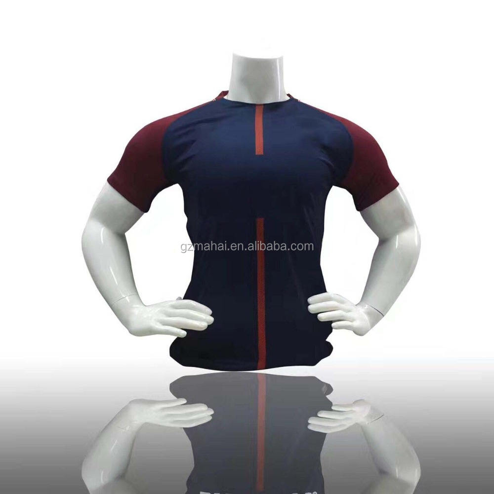 new 17 18 football jersey Thai quality soccer uniform maillot Neymar jr customized name wholesale drop ship to Paris