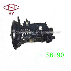 Ankai Bus Gearbox Assembly 1268 903 766 Manufacturer S6-90 1268903766