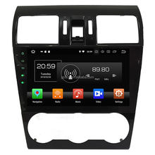 9'' Android 9.0 Octa Core 4GB RAM 64GB ROM Car Player Radio Stereo For Subaru Forester WRX XV 2014 2015 2016 WS-9691
