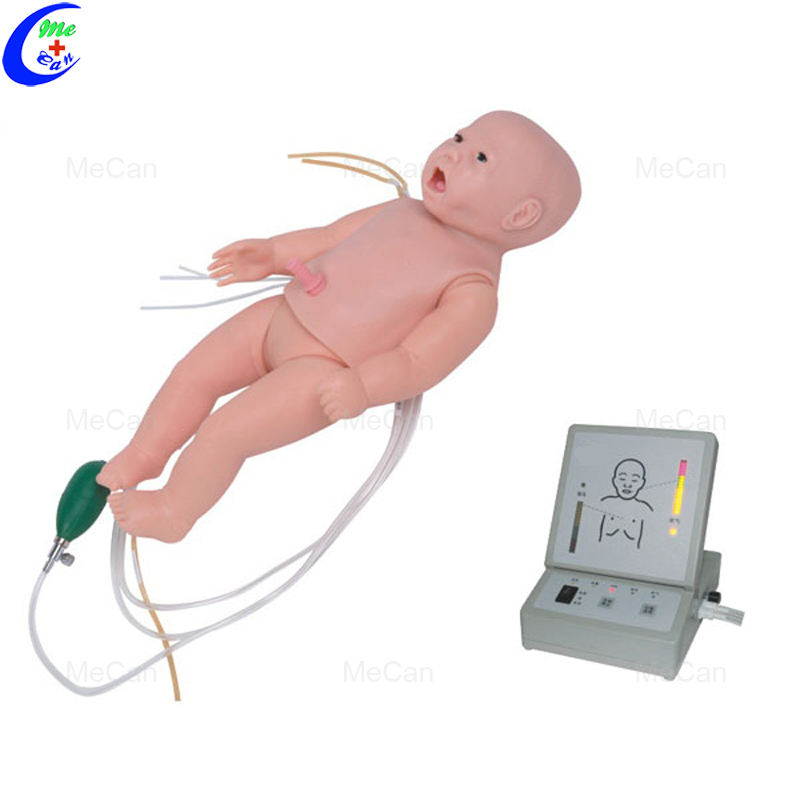 Advanced Full Functional Auscultation Neonatal Nursing CPR Manikin