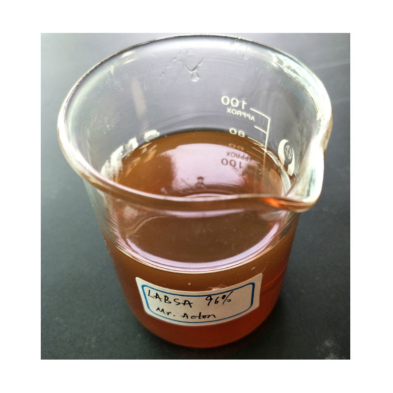 ผงซักฟอก surfactant ตัวแทน DBSA 27176-87-0 Linear Alkyl Benzene Sulphonic Acid/LABSA ผู้ผลิต/Dodecylbenzene Sulfonic acid