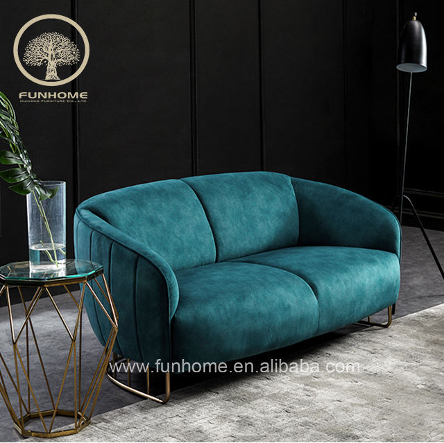 foshan furniture factory fabric modern design sofa home furniture