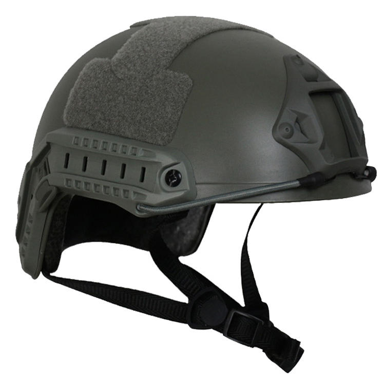 JJW ABS FAST MH Type version Vietnam Climbing Protective Paintball Wargame Helmet