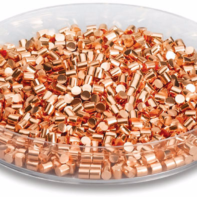6N Cu:99.9999% High Grade Copper Granules Price 1KG