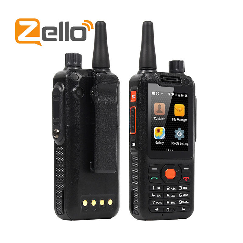 Alps F25 2.4 Inch Touch Screen 4G LTE Smartphone mit Zello PTT Walkie Talkie Android 5.1 Quad Core 1GB RAM 8GB ROM 3500mAh
