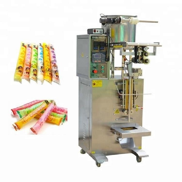YB-330Y Vertical Automatic juice stick /Popsicle liquid /Ice Lolly Packing Machine
