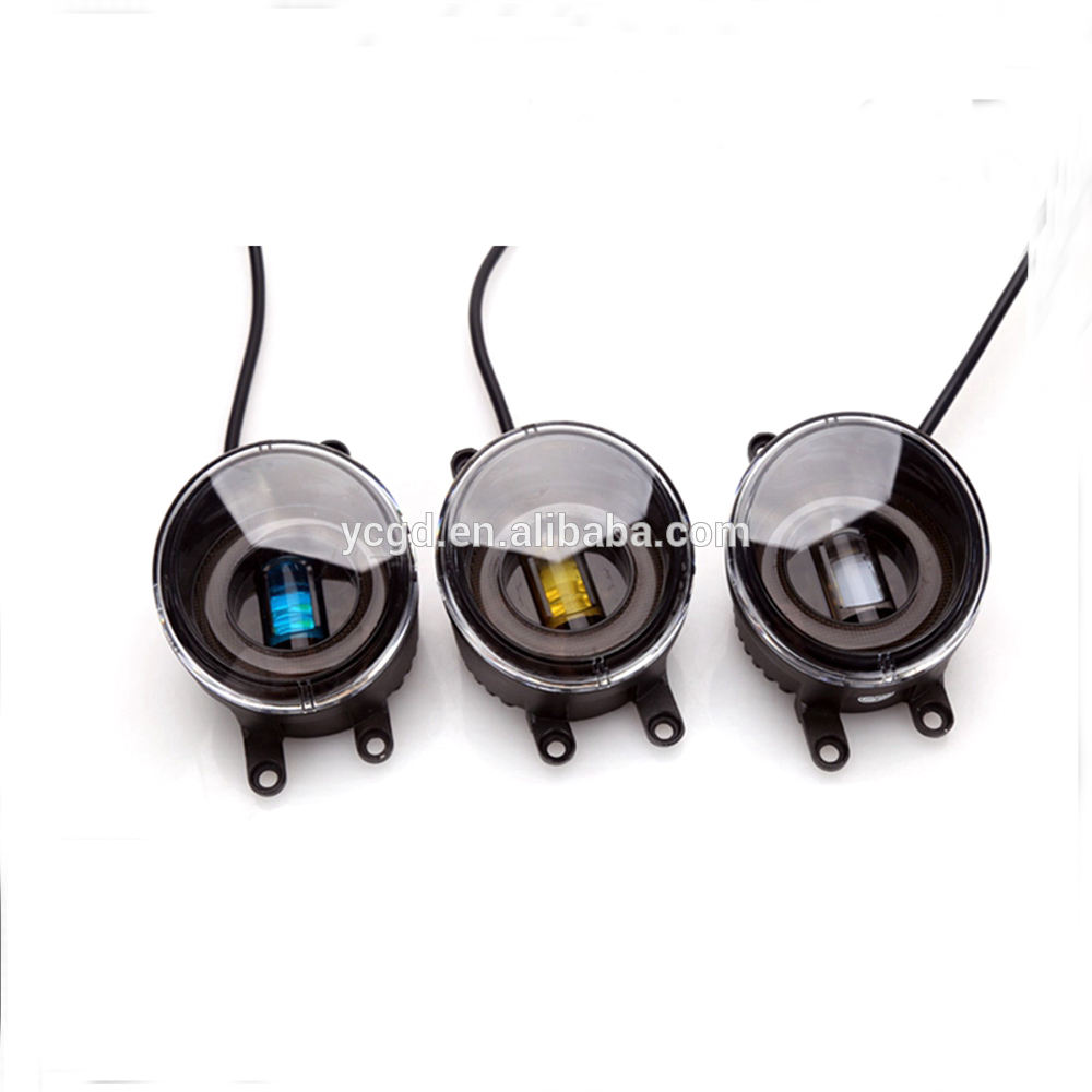 Car LED Waterproof Fog Lights Auto Lamps Daytime Running Light For AXIO