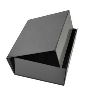 Luxury magnetic packaging box with magnet closure/rigid paper boxes with magnetic lid