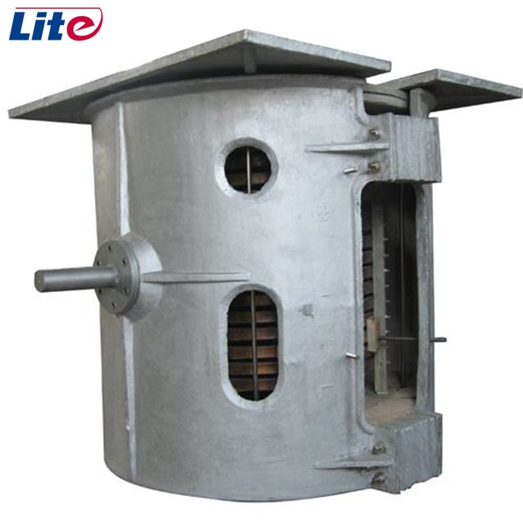 400kw induction furnace for melting brass