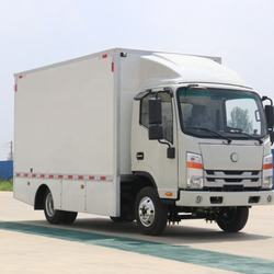 5.5t customized electric truck
