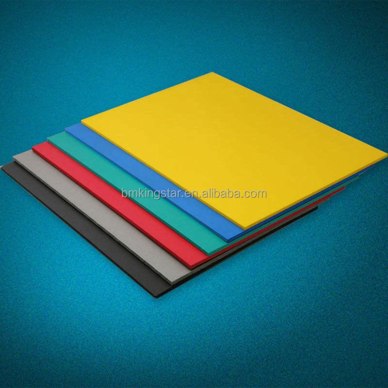 China fabricante Colorido Placa DO <span class=keywords><strong>PVC</strong></span> Para O Quadro de Avisos e placas de exibição de publicidade para as escolas