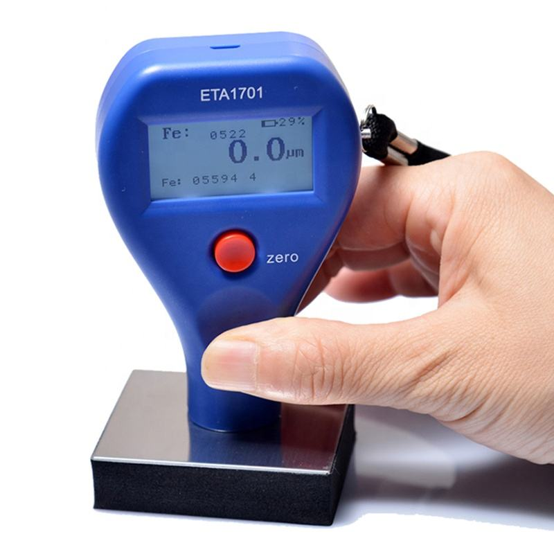 High Accuracy Car Paint Coating Thickness Measurement Instruments, Digital Coating Thickness Meter