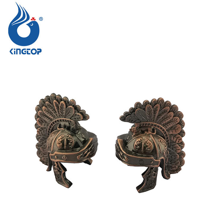 3D Ancient Greek Helmet Metal Souvenirs Model