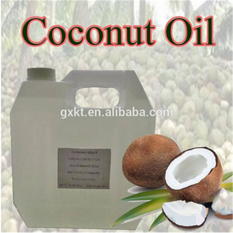 Wholesale virgin coconut oil high quality crude coconut oil
