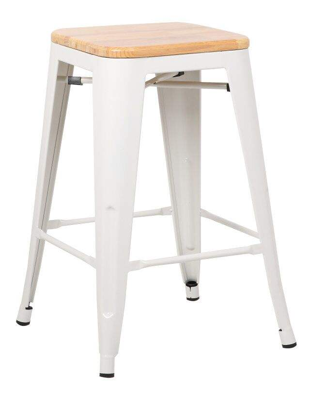 Unique Steel Bar Stool Bistro Chair Commercial Used Furniture