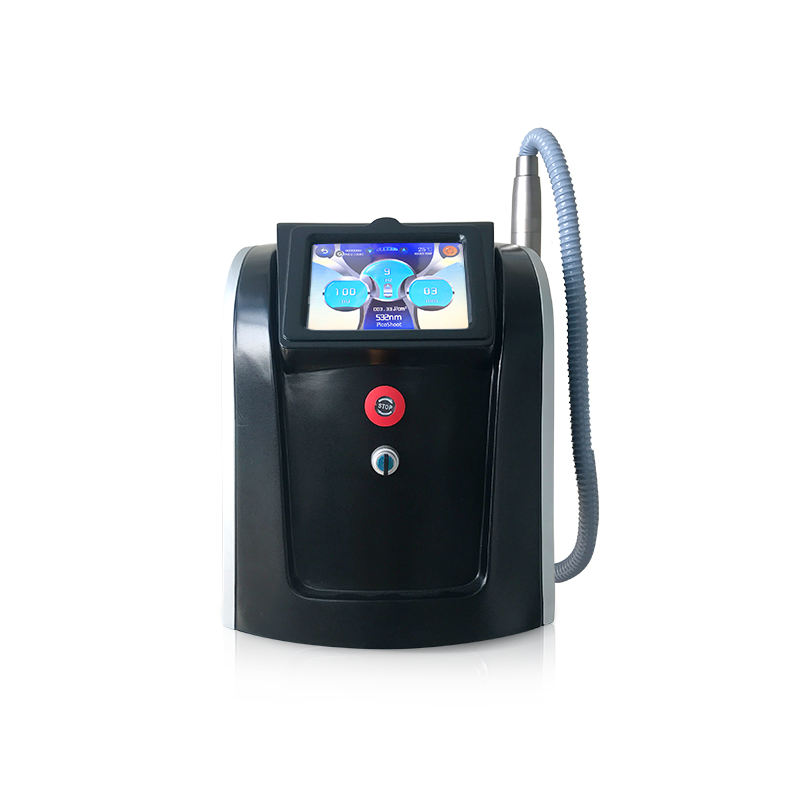 Factory offer the newest Picosecond laser nd yag laser 532nm 1064nm 755nm for colour tattoo removal machine