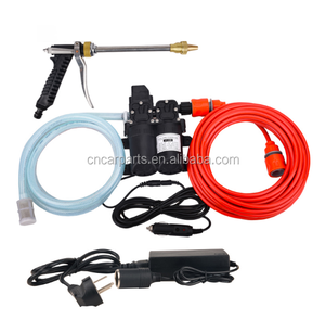 portable high pressure dc 12v car washer
