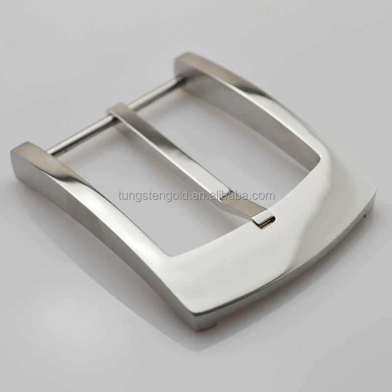 Very High Quality Custom Made Anti-allergic 316L Stainless Steel Belt Buckle