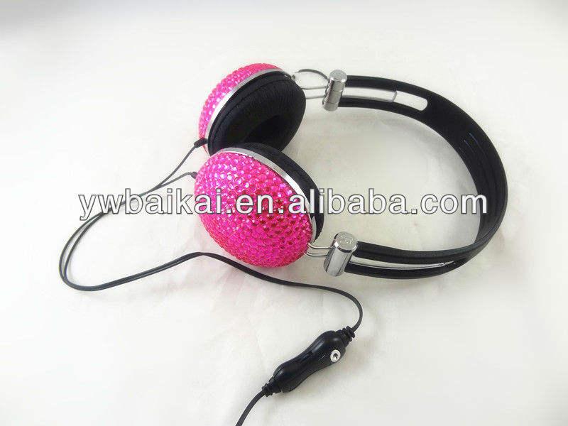 الأكثر مبيعا الذكية صاخبة الغاء سماعات الرأس مع بلينغ بلينغ