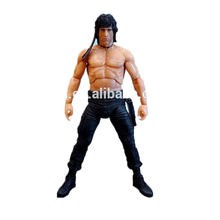 Customized plastic 1/6 human anime action figure