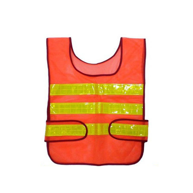 Breathable Fluorescent Orange/Yellow Vests Guard/fireman uniforms for protection wholesale &Customized Logo